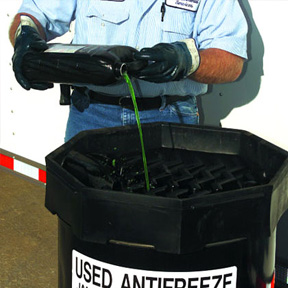 Antifreeze Recycling